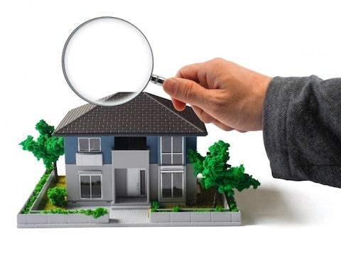 家を調べるイメージ画像